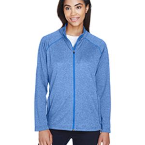 Ladies' Stretch Tech-Shell® Compass Full-Zip Thumbnail
