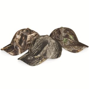 Licensed Camo Athletic Mesh Cap Thumbnail