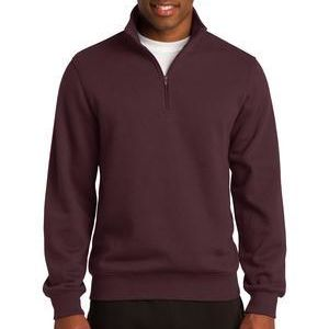 Tall 1/4 Zip Sweatshirt Thumbnail