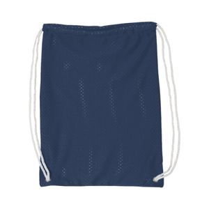 Jersey Mesh Drawstring Backpack Thumbnail