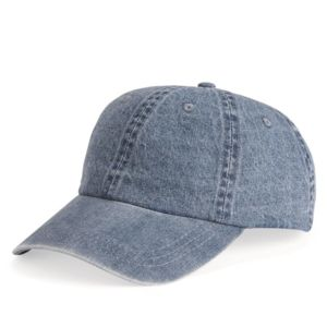 Washed Denim Cap Thumbnail
