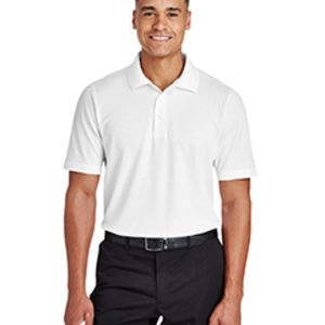 CrownLux Performance™ Men's Tall Plaited Polo Thumbnail