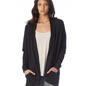 Ladies' Zen Vintage Heavy Knit Wrap Thumbnail